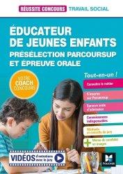 Dernières parutions sur Entrée en école de travail social, Educateur jeunes enfants - EJE