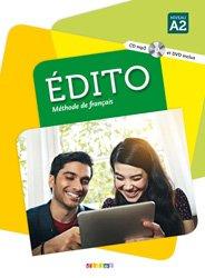 Dernières parutions dans edito, Edito Méthode de Français - Livre, CD MP3 et  DVD