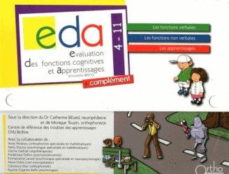 Souvent acheté avec Manuel d'application pratique de la thérapie mélodique et rythmée, le EDA