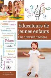 Dernières parutions sur Accueil de la petite enfance, Educateurs de jeunes enfants