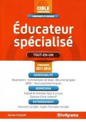 Educateur spécialisé - Tout-en-un