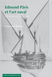 Dernières parutions sur Transport maritime, Edmond Pâris et l'art naval