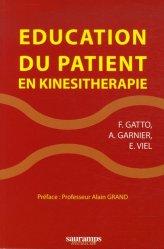 Souvent acheté avec A propos de la SEP et de la maladie de Parkinson, le Éducation du patient en kinésithérapie