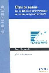 Dernières parutions dans Guide Eurocode, Effets du séisme sur les bâtiments contreventés par les murs en maçonnerie chaînée