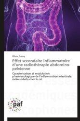 Dernières parutions sur Biologie, Effet secondaire inflammatoire d'une radiothérapie abdomino-pelvienne