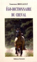 Ego-dictionnaire du cheval