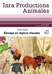 Dernières parutions dans Productions animales, Élevage en régions chaudes