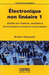 Dernières parutions sur Electronique, Electrique non linéaire 1