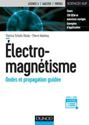 Dernières parutions sur Electromagnétisme, Electromagnétisme