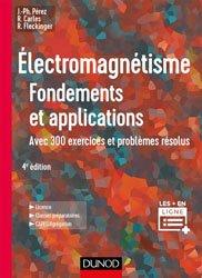Dernières parutions sur Electromagnétisme, Électromagnétisme
