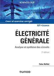 Dernières parutions sur Electricité, Électricité générale