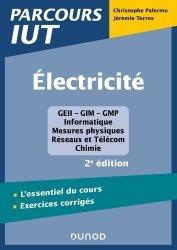 Dernières parutions sur Electricité - Electrotechnique, Electricité - 2e éd.