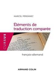 Dernières parutions dans Cursus, Eléments de traduction comparée
