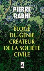 Dernières parutions dans Babel, Eloge du génie créateur de la société civile