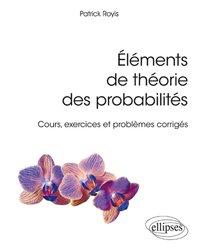 Dernières parutions sur Probabilités, Eléments de théorie des probabilités