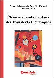 Dernières parutions sur Transferts thermiques, Éléments fondamentaux des transferts thermiques