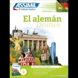 Dernières parutions sur Auto apprentissage (parascolaire), El alemán (pack téléchargement)