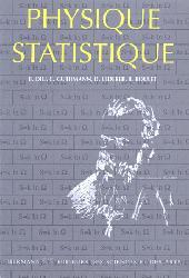 Dernières parutions sur Physique à l'université, Éléments de physique statistique