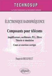 Dernières parutions sur Cours d'électronique, Électronique radiofréquence