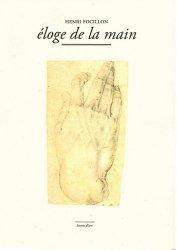 Dernières parutions dans Livrets d'art, Eloge de la main