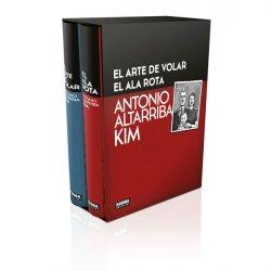Dernières parutions sur BD et romans graphiques, El Arte De Volar y El Ala Rota (Coffret)