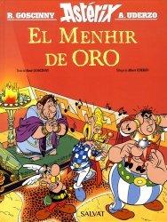 Dernières parutions sur BD et romans graphiques, El Menhir De Oro