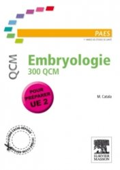 Souvent acheté avec UE 3a Organisation des appareils et des systèmes, le Embryologie