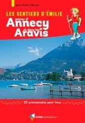 Souvent acheté avec Les Sentiers d'Emilie dans les Hautes-Alpes - Volume 1, le Les sentiers d'Emilie autour d'Annecy et dans les Aravis