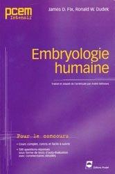 Souvent acheté avec Biochimie, le Embryologie humaine