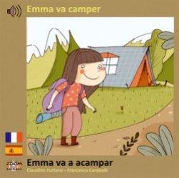 Nouvelle édition Emma va camper