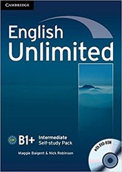 Dernières parutions dans English Unlimited, English Unlimited, Intermediate - Self-study Pack (Workbook with DVD-ROM)