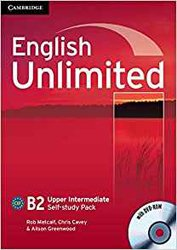Dernières parutions dans English Unlimited, English Unlimited, Upper Intermediate - Self-study Pack (Workbook with DVD-ROM)