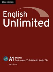 Dernières parutions dans English Unlimited, English Unlimited Starter - Testmaker CD-ROM and Audio CD