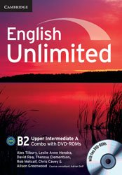 Dernières parutions dans English Unlimited, English Unlimited Upper Intermediate A - Combo with DVD-ROMs (2)