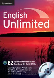 Dernières parutions dans English Unlimited, English Unlimited Upper Intermediate B - Combo with DVD-ROMs (2)