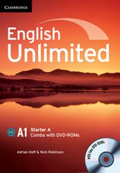 Dernières parutions dans English Unlimited, English Unlimited Starter A - Combo with DVD-ROM