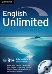 Dernières parutions dans English Unlimited, English Unlimited Intermediate B - Combo with DVD-ROMs (2)