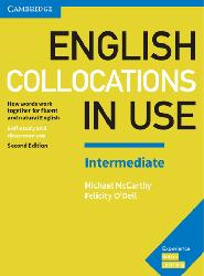 Dernières parutions sur Grammar, Vocabulary and Pronunciation, English Collocations in Use Intermediate - Book with Answers