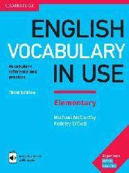 Dernières parutions dans English Vocabulary in Use, English Vocabulary in Use Elementary - Book with Answers and Enhanced eBook
