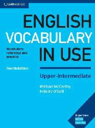 Dernières parutions sur Grammar, Vocabulary and Pronunciation, English Vocabulary in Use Upper-Intermediate - Book with Answers
