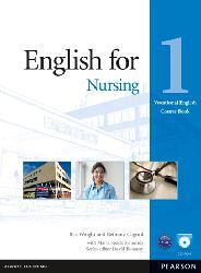 Souvent acheté avec L'Anglais en IFSI, le English for Nursing 1