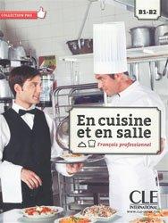 Dernières parutions sur Français spécialisé, En cuisine et en salle - Français professionnel