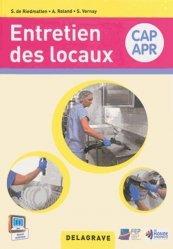 Souvent acheté avec Prévention Santé Environnement CAP, le Entretien des locaux CAP APR (2015) - Pochette élève