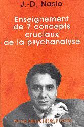 Souvent acheté avec HPEI Ennéagramme évolutif, le Enseignement de 7 concepts cruciaux de la psychanalyse