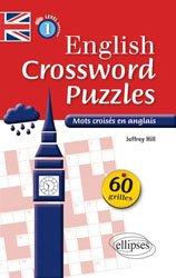 Dernières parutions sur Jeux, English Crossword Puzzles Level 1 Mots Croisés en Anglais 60 Grilles