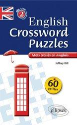 Dernières parutions sur Jeux, English Crossing Puzzles Level 2 intermédiaire
