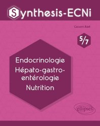 Dernières parutions sur Hépato - Gastroentérologie ECN / iECN, Endocrinologie Hépato-gastro-entérologie Nutrition