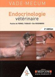 Dernières parutions dans Vade-mecum, Endocrinologie vétérinaire majbook ème édition, majbook 1ère édition, livre ecn major, livre ecn, fiche ecn