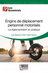 Dernières parutions sur Assurances, Engins de déplacement personnel motorisés