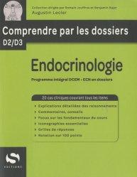 Souvent acheté avec Urologie, le Endocrinologie